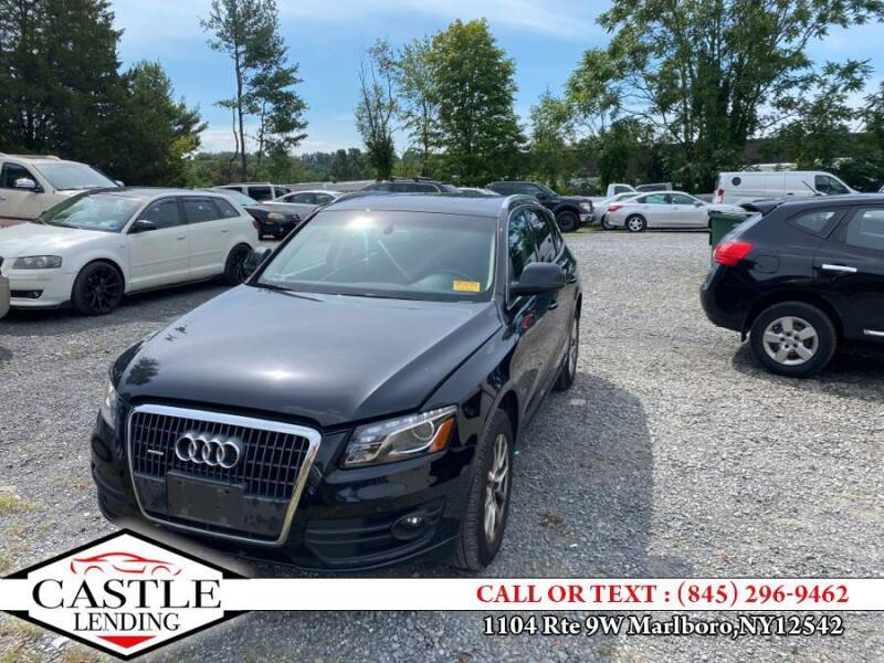 2012 Audi Q5 for sale at Classified Pre-owned Cars of Marlboro in Marlboro NY