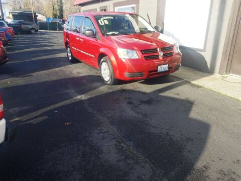 2008 Dodge Grand Caravan for sale at Bonney Lake Used Cars in Puyallup WA