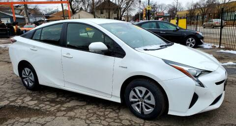 2018 Toyota Prius for sale at 540 AUTO SALES in Chicago IL
