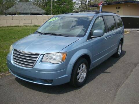 2008 Chrysler Town and Country for sale at MOTORAMA INC in Detroit MI