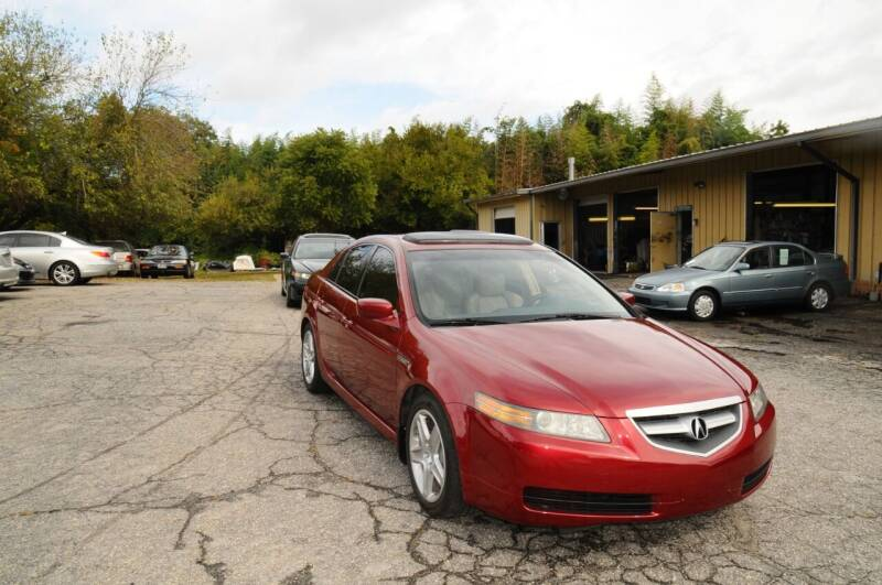 2006 Acura TL for sale at RICHARDSON MOTORS USED CARS - Buy Here Pay Here in Anderson SC