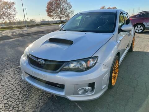 2011 Subaru Impreza for sale at Moun Auto Sales in Rio Linda CA