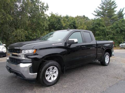2019 Chevrolet Silverado 1500 for sale at Manchester Motorsports in Goffstown NH