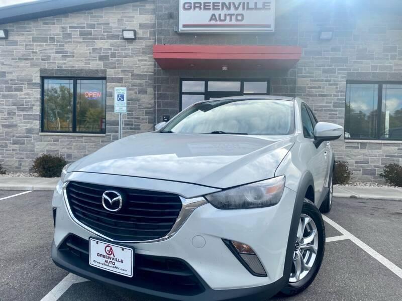 2016 Mazda CX-3 for sale at GREENVILLE AUTO in Greenville WI