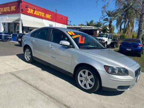 2007 Volvo S40 for sale at 3K Auto in Escondido CA