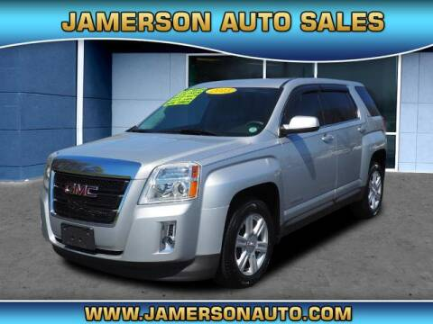 2015 GMC Terrain for sale at Jamerson Auto Sales in Anderson IN
