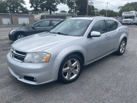 2011 Dodge Avenger for sale at Jay Motor Group in Attleboro MA
