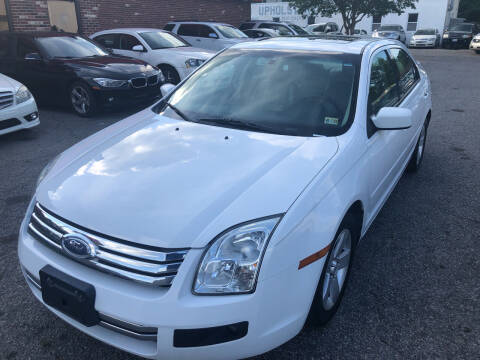 2007 Ford Fusion for sale at HW Auto Wholesale in Norfolk VA