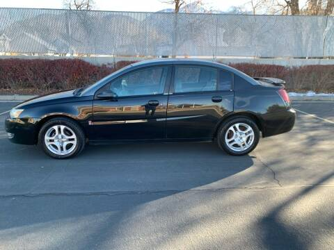 2003 Saturn Ion for sale at BITTON'S AUTO SALES in Ogden UT