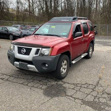 2009 Nissan Xterra for sale at GLOBAL MOTOR GROUP in Newark NJ