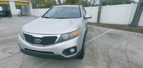 2012 Kia Sorento for sale at Autos by Tom in Largo FL