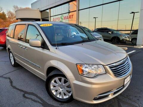 2016 Chrysler Town and Country for sale at Auto Smart of Pekin in Pekin IL