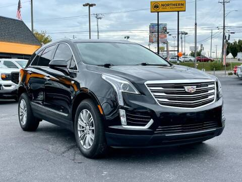 2017 Cadillac XT5 for sale at Ole Ben Franklin Motors Clinton Highway in Knoxville TN