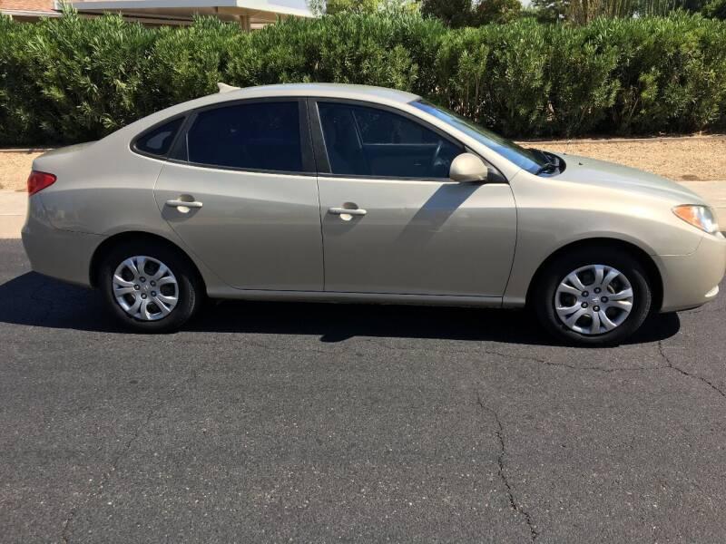 2010 Hyundai Elantra for sale at FAMILY AUTO SALES in Sun City AZ