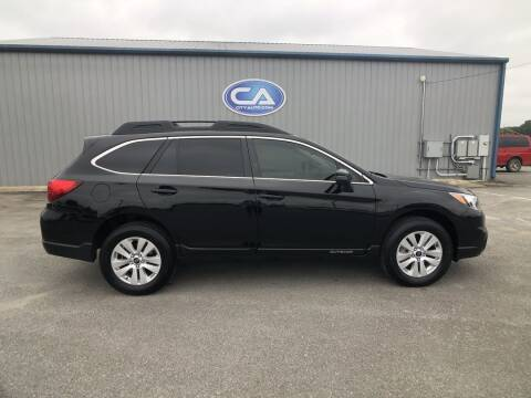 2017 Subaru Outback for sale at Team Hall at City Auto in Murfreesboro TN