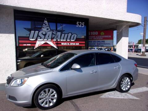 2016 Buick Verano for sale at USA Auto Inc in Mesa AZ