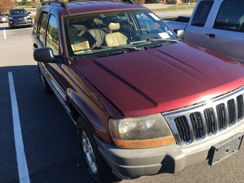1999 Jeep Grand Cherokee for sale at Mocks Auto in Kernersville NC