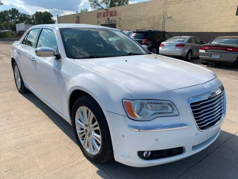 2011 Chrysler 300 for sale at City Auto Sales in Roseville MI