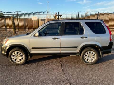 2006 Honda CR-V for sale at Premier Motors AZ in Phoenix AZ