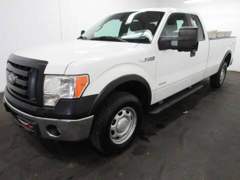 2012 Ford F-150 for sale at Automotive Connection in Fairfield OH