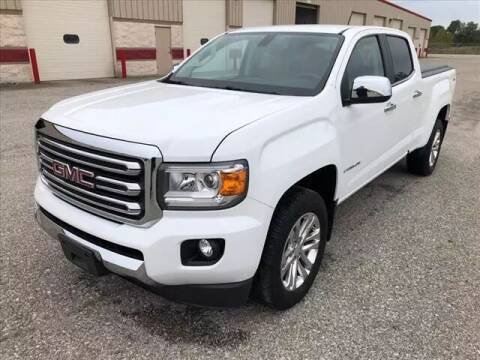 2015 GMC Canyon for sale at Auto Sales & Service Wholesale in Indianapolis IN