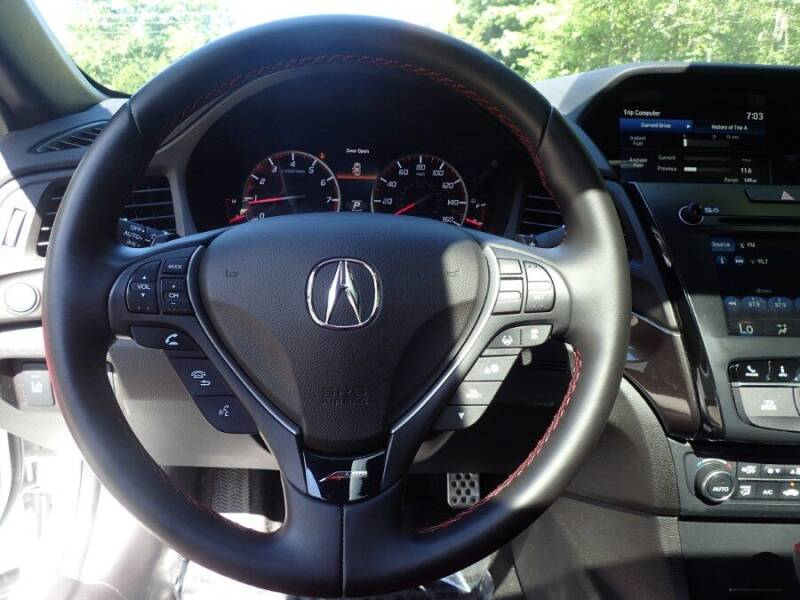 2019 Acura ILX Sedan w/Technology/A-Spec Pkg - Storrs CT