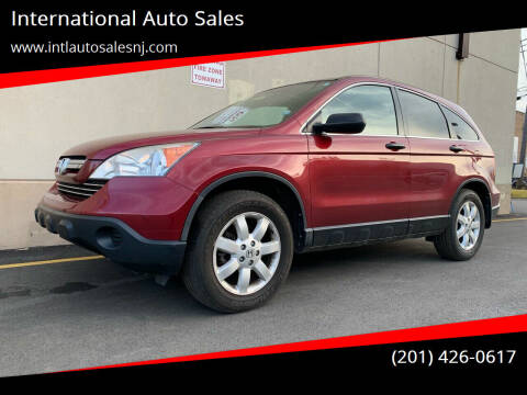 2009 Honda CR-V for sale at International Auto Sales in Hasbrouck Heights NJ