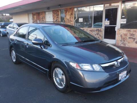 2006 Honda Civic for sale at Auto 4 Less in Fremont CA