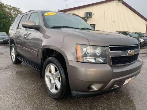 2011 Chevrolet Tahoe for sale at El Rancho Auto Sales in Des Moines IA