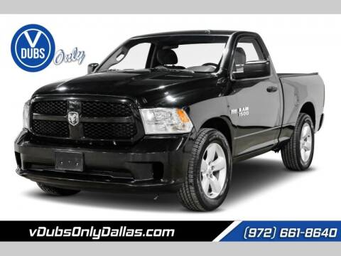 2015 RAM Ram Pickup 1500 for sale at VDUBS ONLY in Dallas TX