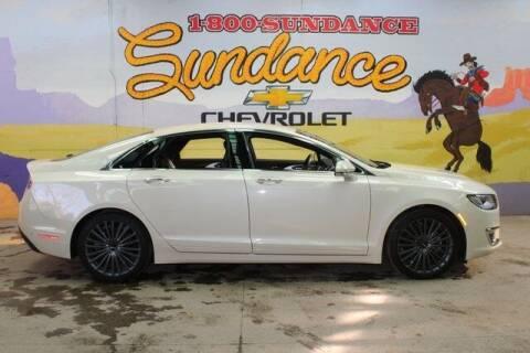 2018 Lincoln MKZ Hybrid for sale at Sundance Chevrolet in Grand Ledge MI