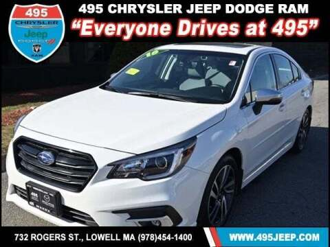 2018 Subaru Legacy for sale at 495 Chrysler Jeep Dodge Ram in Lowell MA