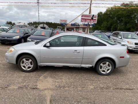 2008 Chevrolet Cobalt for sale at Affordable 4 All Auto Sales in Elk River MN