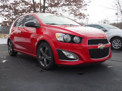 2013 Chevrolet Sonic for sale at Jo-Dan Motors in Plains PA