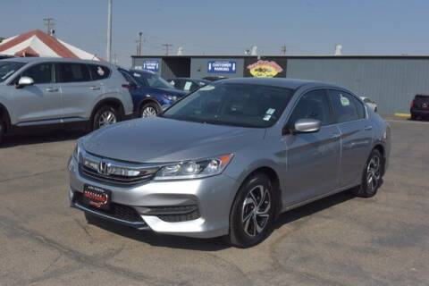 2017 Honda Accord for sale at Choice Motors in Merced CA
