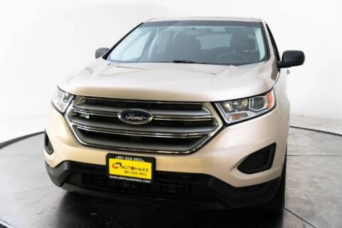 2017 Ford Edge for sale at AUTOMAXX MAIN in Orem UT