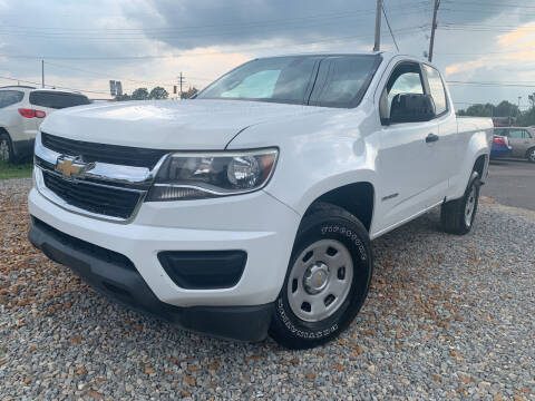 2016 Chevrolet Colorado for sale at Safeway Auto Sales in Horn Lake MS