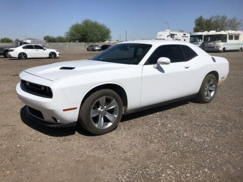 2016 Dodge Challenger for sale at Autos by Jeff in Peoria AZ