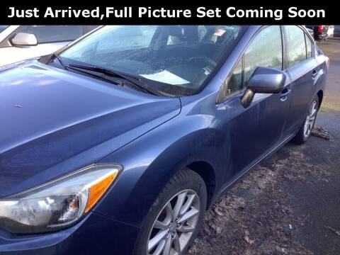 2012 Subaru Impreza for sale at Royal Moore Custom Finance in Hillsboro OR