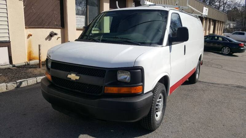2010 Chevrolet Express Cargo for sale at MOTTA AUTO SALES in Methuen MA