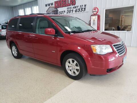 2008 Chrysler Town and Country for sale at Kinsellas Auto Sales in Rochester MN