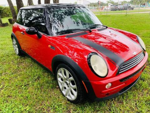 2003 MINI Cooper for sale at Kansas Car Finder in Valley Falls KS
