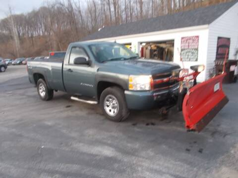 2008 Chevrolet Silverado 1500 for sale at Dansville Radiator in Dansville NY