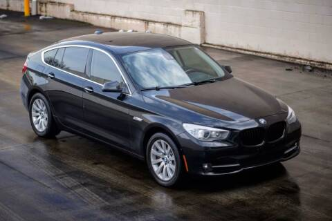 2012 BMW 5 Series for sale at MS Motors in Portland OR