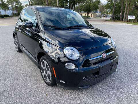 2017 FIAT 500e for sale at Global Auto Exchange in Longwood FL