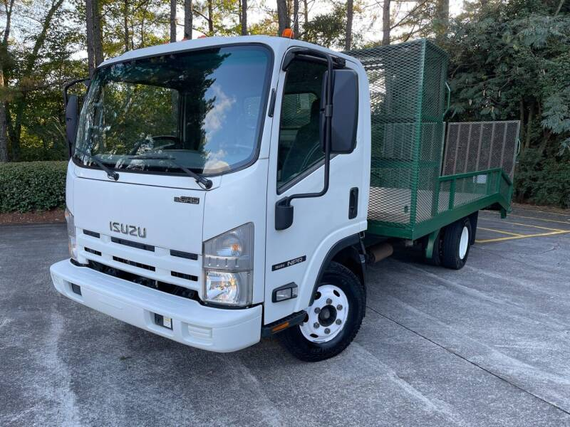 2015 Isuzu NPR for sale at Selective Imports in Woodstock GA