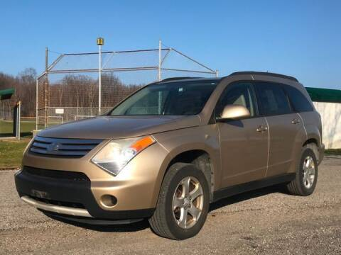 2008 Suzuki XL7 for sale at GOOD USED CARS INC in Ravenna OH