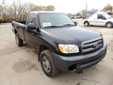 2006 Toyota Tundra for sale at Barney's Used Cars in Sioux Falls SD