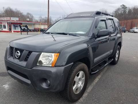 2006 Nissan Xterra for sale at Wheel'n & Deal'n in Lenoir NC