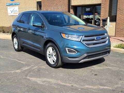 2016 Ford Edge for sale at Mighty Motors in Adrian MI